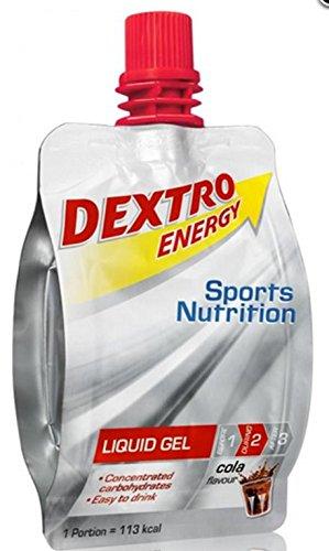 DEXTRO ENERGY LIQUID GEL 10 X 60ml COLA