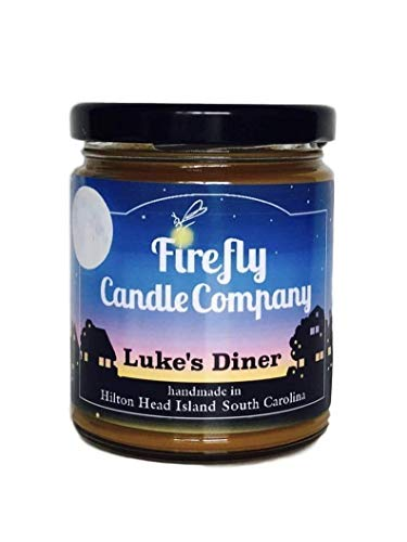 Luke's Diner Candle