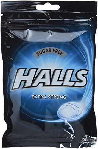 Halls Extra Strong, 12er Pack (12 x 65 g)