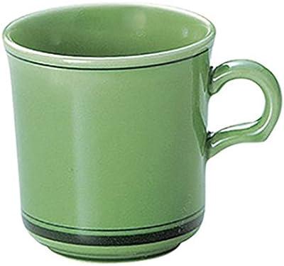 光洋陶器 カントリーサイド マグカップ フォレストグリーン 13478050