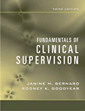 Fundamentals of Clinical Supervision (3rd Edition)