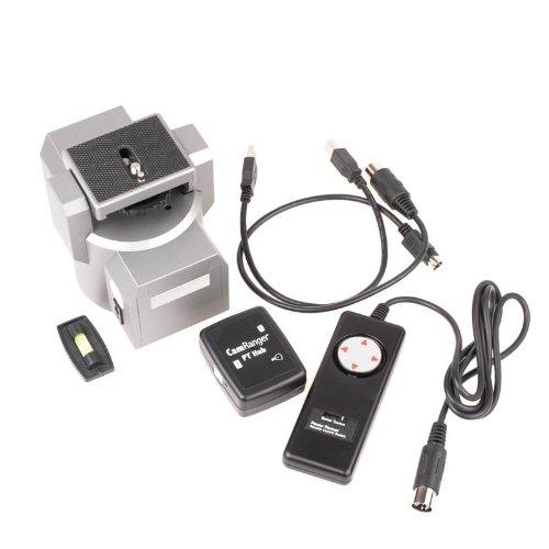 CamRanger Zubehörset: Adapter PT Hub + motorisierter Stativkopf MP-360 kabellose Fernsteuerung mit Live View für Canon & Nikon per iOS, Android, Mac & PC Fernauslöser iPad, iPhone, iPod Touch