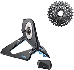 Improved Stillness results in a nearly silent smart bike trainer with power and cadence accuracy within 1% New motor design creates enhanced ride feel during climbs and acceleration, when riding at low speed or cadence Now enables accurate pedal stro...