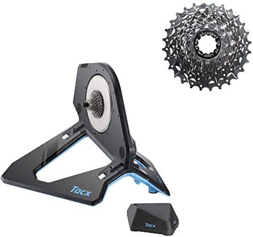 Tacx Neo 2T Smart Trainer Bundle (with 10-Speed 11-28T Cassette)