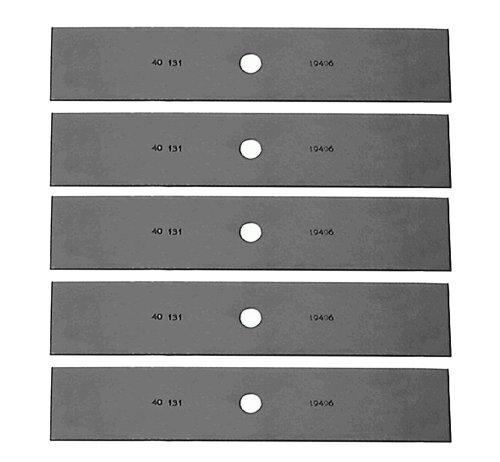 Oregon 40-131 Pack of 5 Edger Blades - 10'