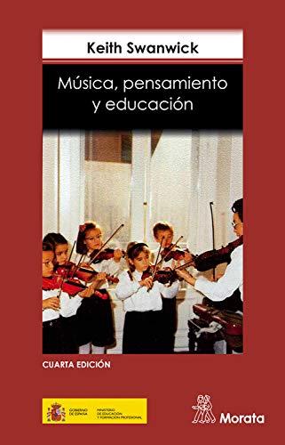 Música, pensamiento y educación (Coedición Ministerio de Educación)