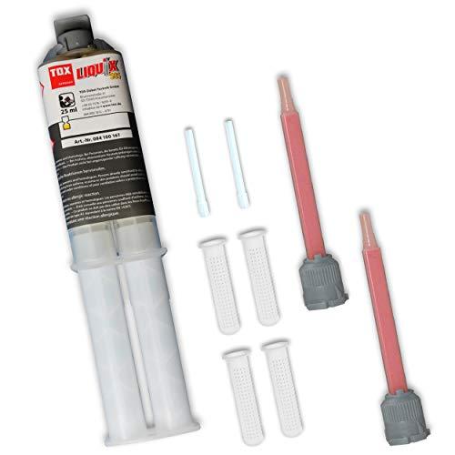 TOX 2 K-Reparaturkleber Liquix SOS, 25 ml, 1 Stück, 084100161