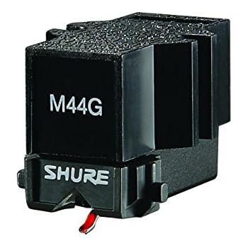 SHURE フォノ カートリッジ M44G 【国内正規品】