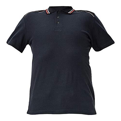Giacca blu navy confezione da 20 taglia 48 CERVA 0301 0046 41 Emerton