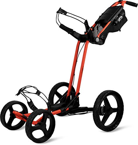 Sun Mountain Pathfinder 4Push Cart, Mixte Adulte,...