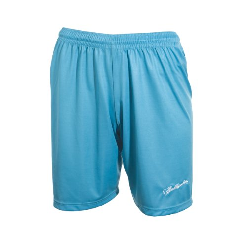 Ballzauber Damen Team-Shorts 3, serbia blau, XL, 3003-22
