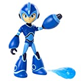 Mega Man: Fully Charged – Mega Man Articulated Action Figure with Removable/Interchangeable Mega Buster & Energy Blast Accessory! Based on the new show!