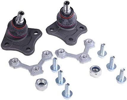 Amzparts Pair Control Same day shipping 5 popular Arm Ball Joints Bora Golf MK4 VW Jetta for