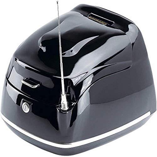 Alpha Motors 2 Topcase Retro Firenze schwarz