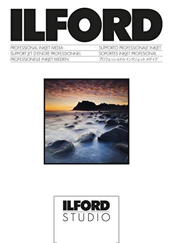 ILFORD Studio Matt 235 g/m², 12 mil A4, 210 mm x 297 mm, 50 Hojas