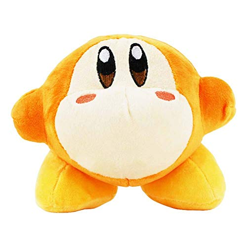 Fulinmen 14cm Kirby Plush Toy Pink Kirby Waddle Dee Doo Soft Stuffed Toy Gift for Children (1) (Color : 4)