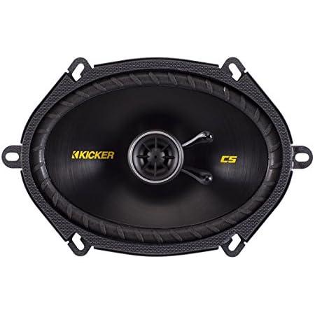 "Kicker 40CS684 6x8"" 2-Way Speaker Pair"
