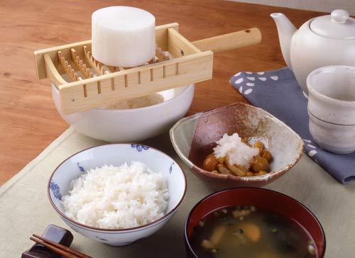酒井産業鬼おろしキッチン用品日本製孟宗竹しゃきしゃきの歯ごたえ付け合わせ離乳食大根おろしすりおろしみずみずしいさっぱりふんわり