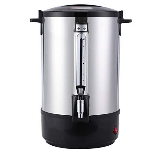 BLLXMX dispensador de Agua Caliente de 12-35 litros Hervidor de Agua de Acero Inoxidable, Tiene Funciones de Calentamiento y conservacion del Calor
