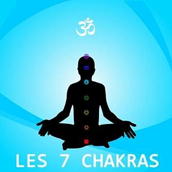 Chakra, Les 7 Chakras