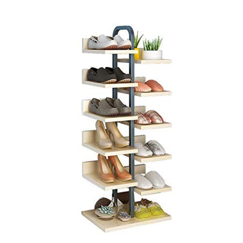 Shoe rack Fuerte Esquina de la Puerta Simple Zapata de Zapatos de múltiples...