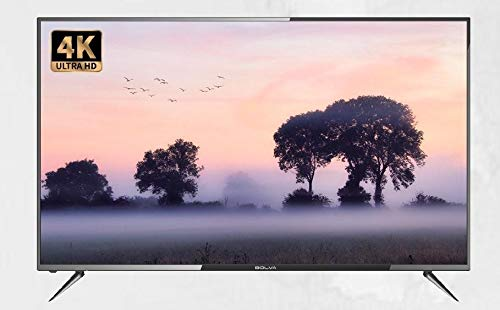 BOLVA TV LED 58  NX-5886 Ultra HD 4K Smart TV WiFi DVB-T2