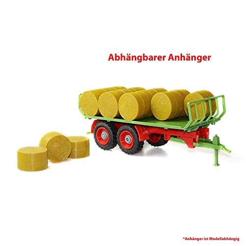 RC Auto kaufen Traktor Bild 5: Riesenr XXL RC ferngesteuerter Traktor mit Anhänger Trecker*