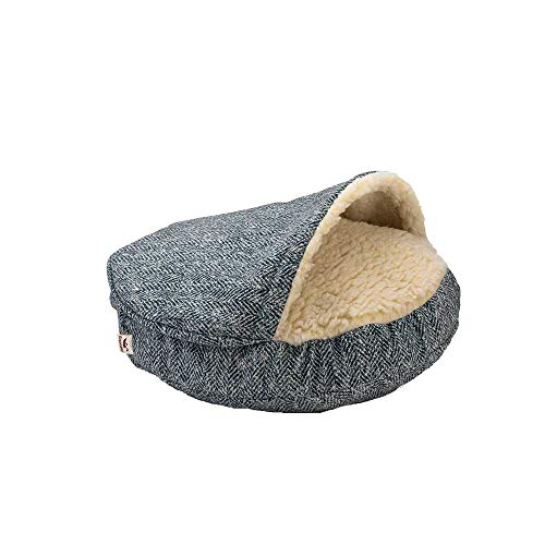 Snoozer Pet Products – Luxury Cozy Cave Dog Bed...