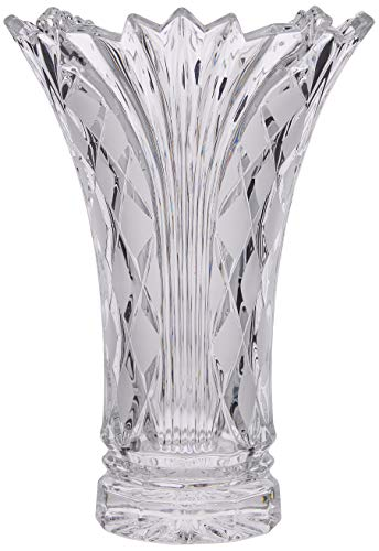 Crystaljulia 00524 Vase, Bleikristall