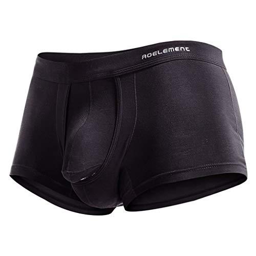 KaloryWee Junge Männer Physiologische Unterwäsche Conveal Tasche Atmungsaktiv Sexy Unterwäsche Boyfriend Boxershorts 3XL Mehrfachauswahl
