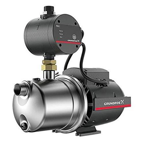 Grundfos JP342PM1 Wasserpumpe, 0,72 kW, bis 3 m³/h, einphasig, 220 V