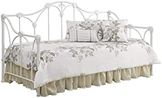 coaster white daybed