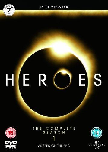 Heroes - Complete Season 1 [7 DVDs] [UK Import]