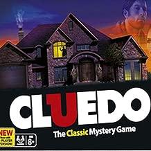 Hasbro 38712 Cluedo Board Game, Multi Color