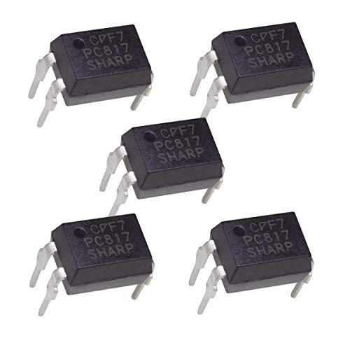 5 Stück PC817 C PC817C Optokoppler DIP4 Optocoupler