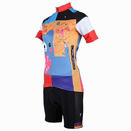 Generic Brands Cyclisme Costumes IBHT été Sports de vélo de Bonne qualité Essentielle vêtements de Plein air Nouveau (Color : Suit, Size : XXXL)