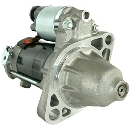TUPARTS Starter Fit for 2002-2006 Acura RSX