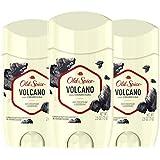 Old Spice Antiperspirant & Deodorant for Men, Volcano 3-Pack, 2.6 Oz, Amber, 7.8 Ounce