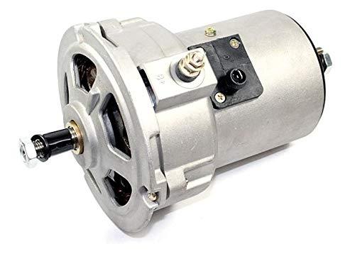 Alternator - 12-Volt - 75 AMP - High Output with Internal Voltage Regulator - Compatible with 1973-1979 Volkswagen Super Beetle 1.6L H4