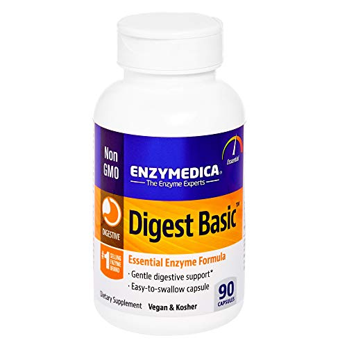 Enzymedica Digest Basic 90 Capsules