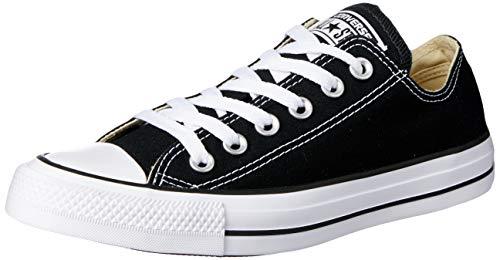 Converse Youth Chuck Taylor Allstar Speciality Hi Lace-up, Nero (Black Monochrome), 47,5 EU D (M)