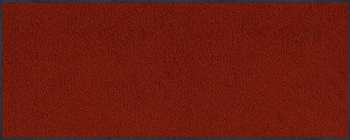 Wash+Dry Fußmatte Terracotta 75x190 cm