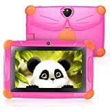 Best Tablets For Kids - Kids Tablets 7 Inch HD Display CARRVAS Upgrade Review