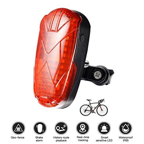 GPS Tracker Fahrrad Bike Locator Lange Standby Zeit Wasserdicht SOS Überdrehzahl Alarm Echtzeit Bike GPS Tracker IOS Android APP Freies Plattform TK906