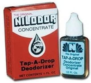 (EA) Nilodor Tap-A-Drop Deodorant - .5 oz