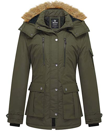 Fur Military Jacket