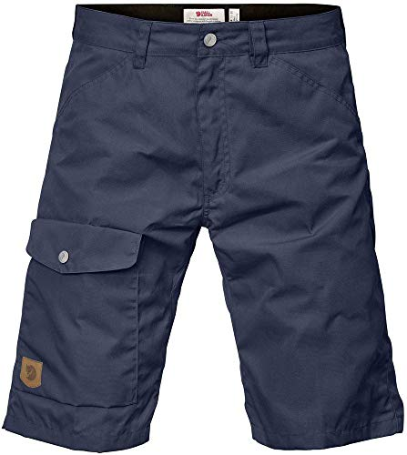 Fjallraven Greenland Shorts Mens, Dark Navy, 44