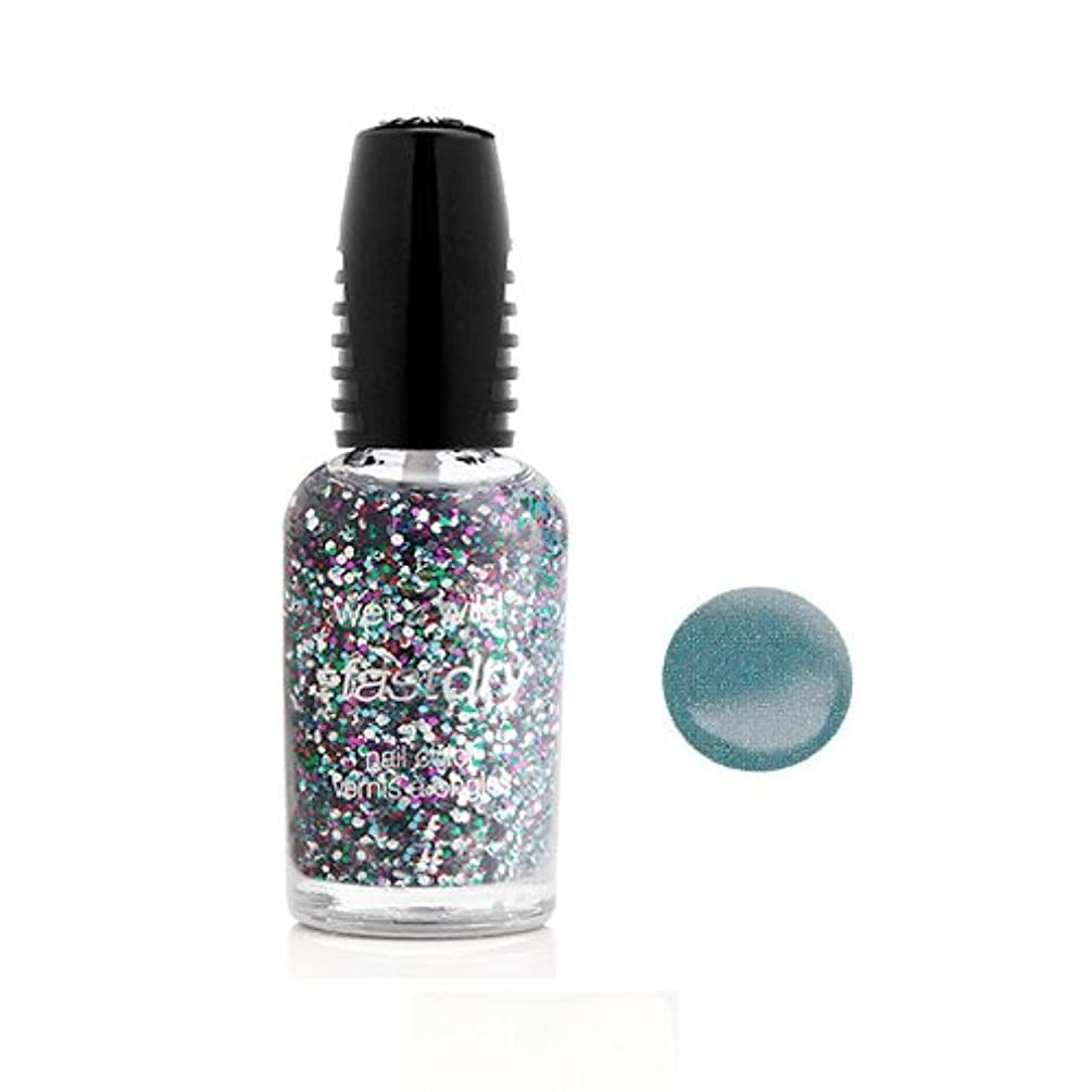 マルクス主義者レンズマイコンWET N WILD Fastdry Nail Color - Blue Wants To Be A Millionaire (並行輸入品)