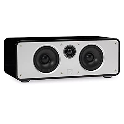 Q Acoustics Concept Centre Speaker (Gloss Black) by Q Acoustics