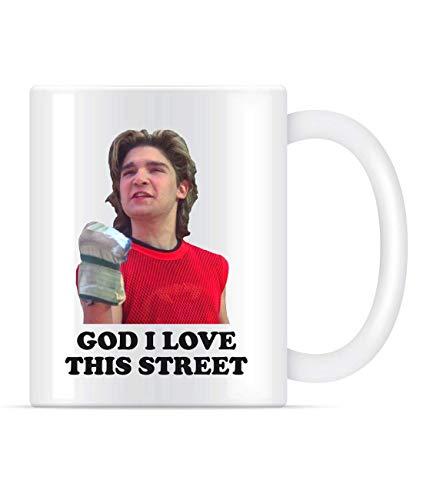 N\A Gott, ich Liebe Diese Straße The Burbs - Ricky Classic Kaffeetasse für Frauen und Männer Teetassen